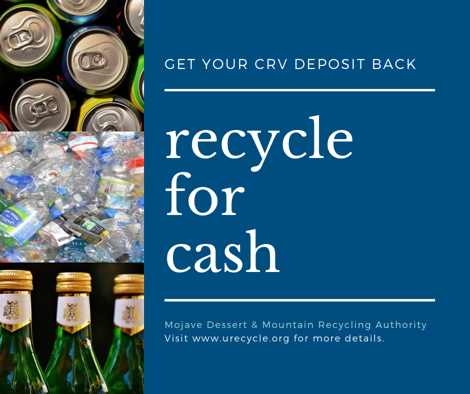 Recycle for Cash