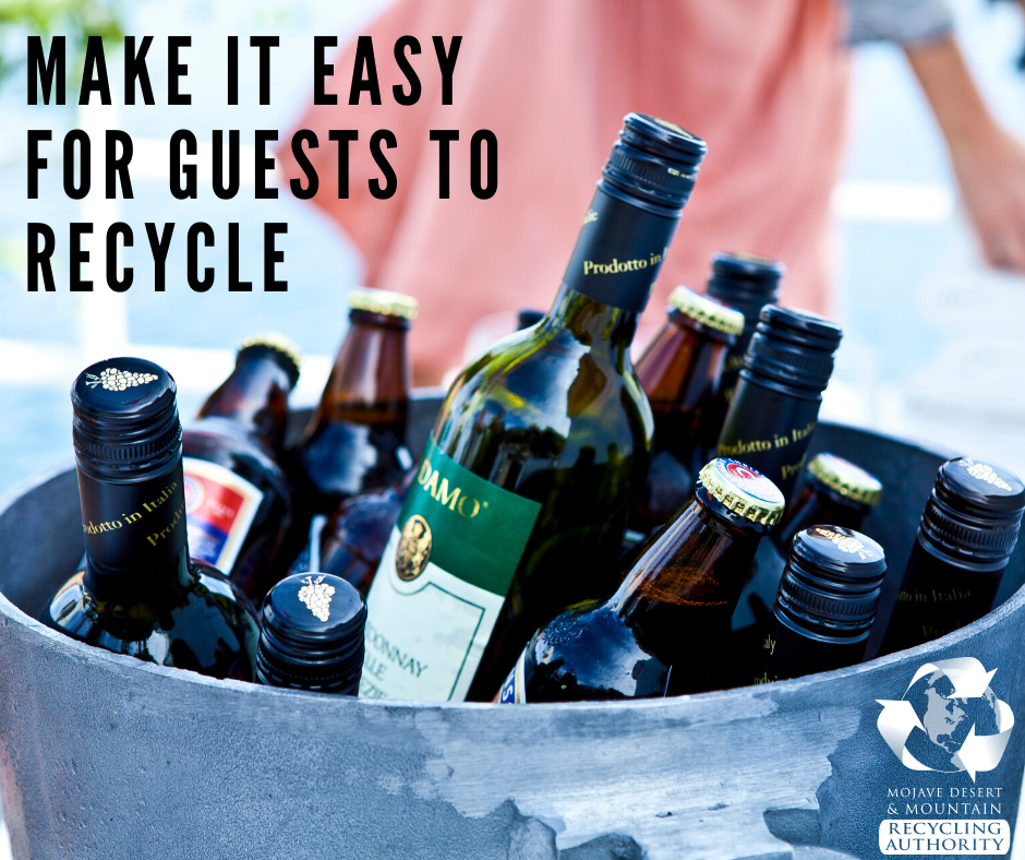 Make it easy to Recycle