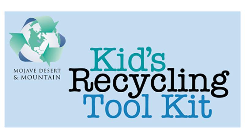 Kids Recycling Tool Kit Thumbnail