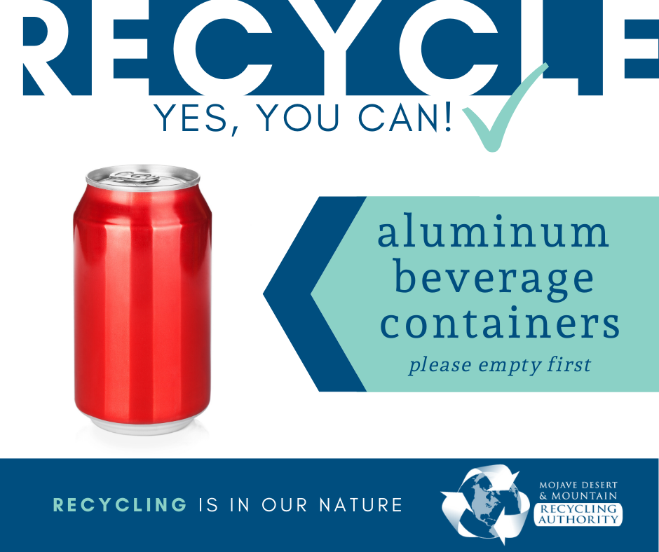 What to Recycle: Aluminum Cans