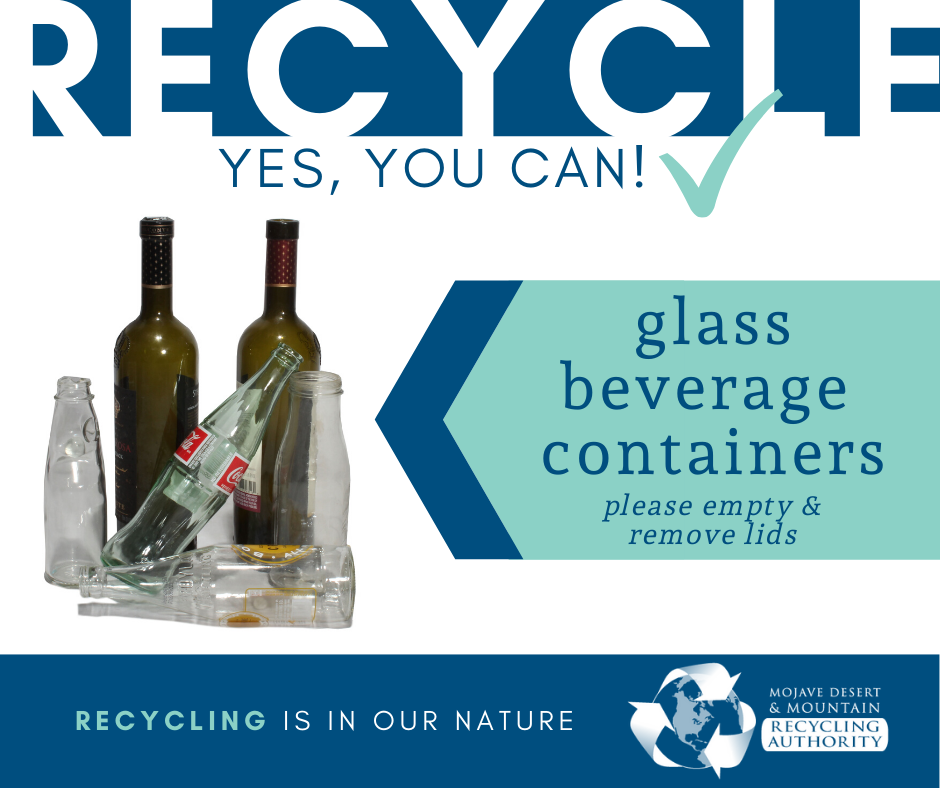 What to Recycle: Glass Beverage Containers