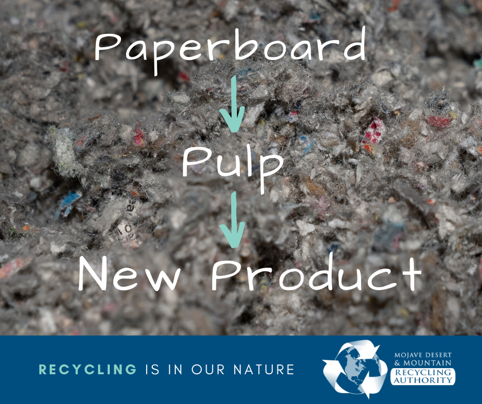 Paperboard Pulp