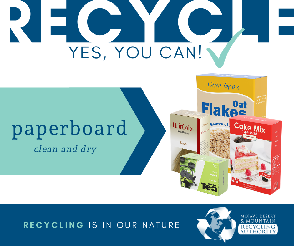 Recycle Paperboard