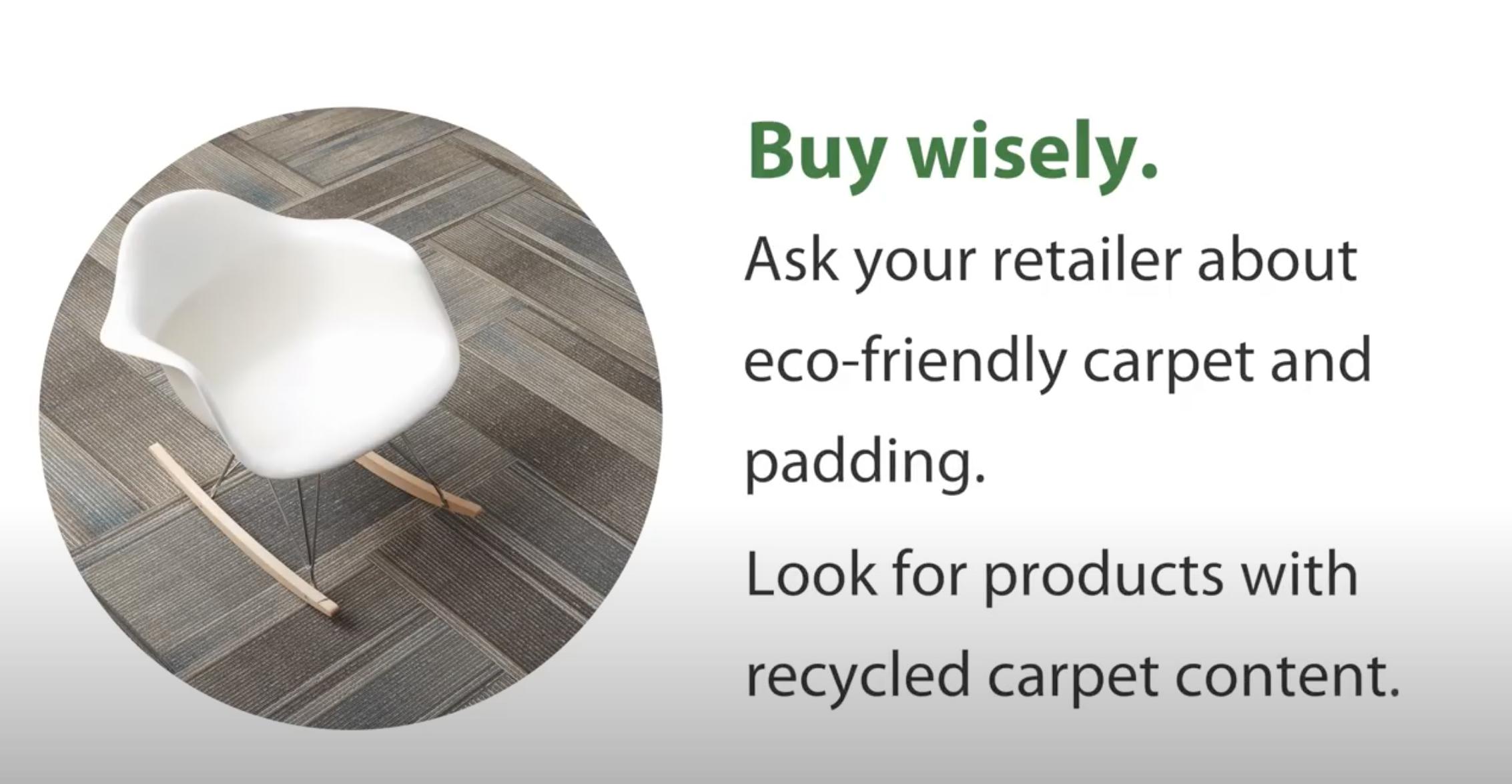 Choose Eco-Friendly Carpet