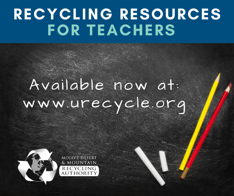 Recycling Resources for Teachers