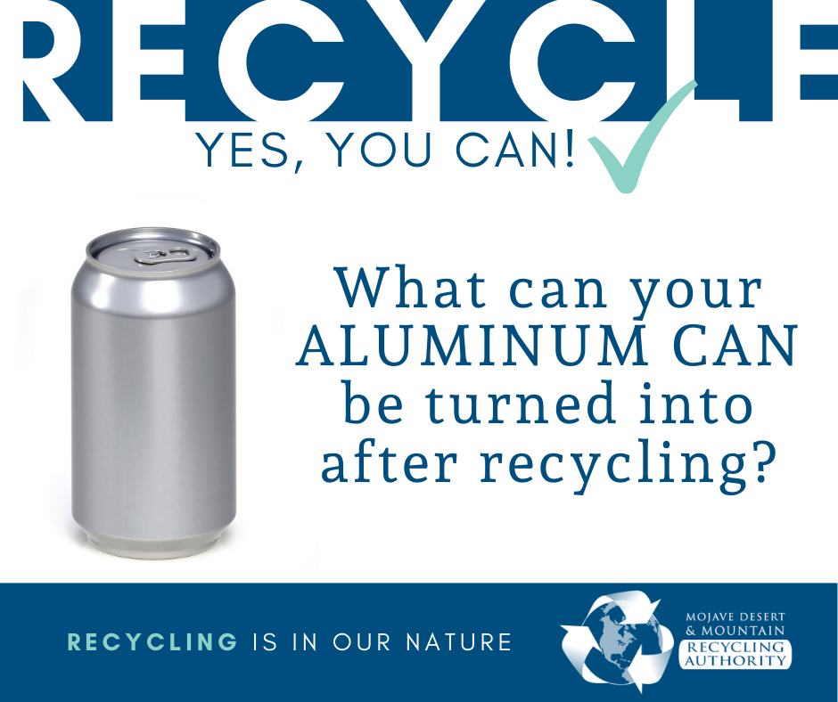 What Becomes of Aluminum Cans?