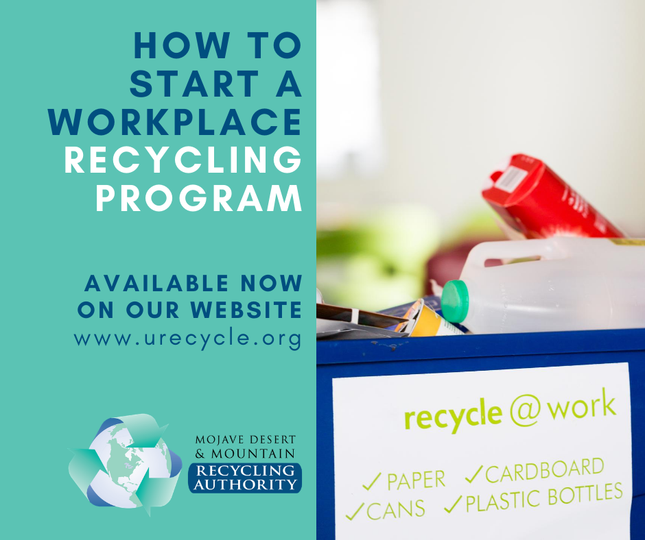 Workplace Recycling Program
