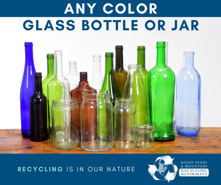 Any Color Glass for Recycling
