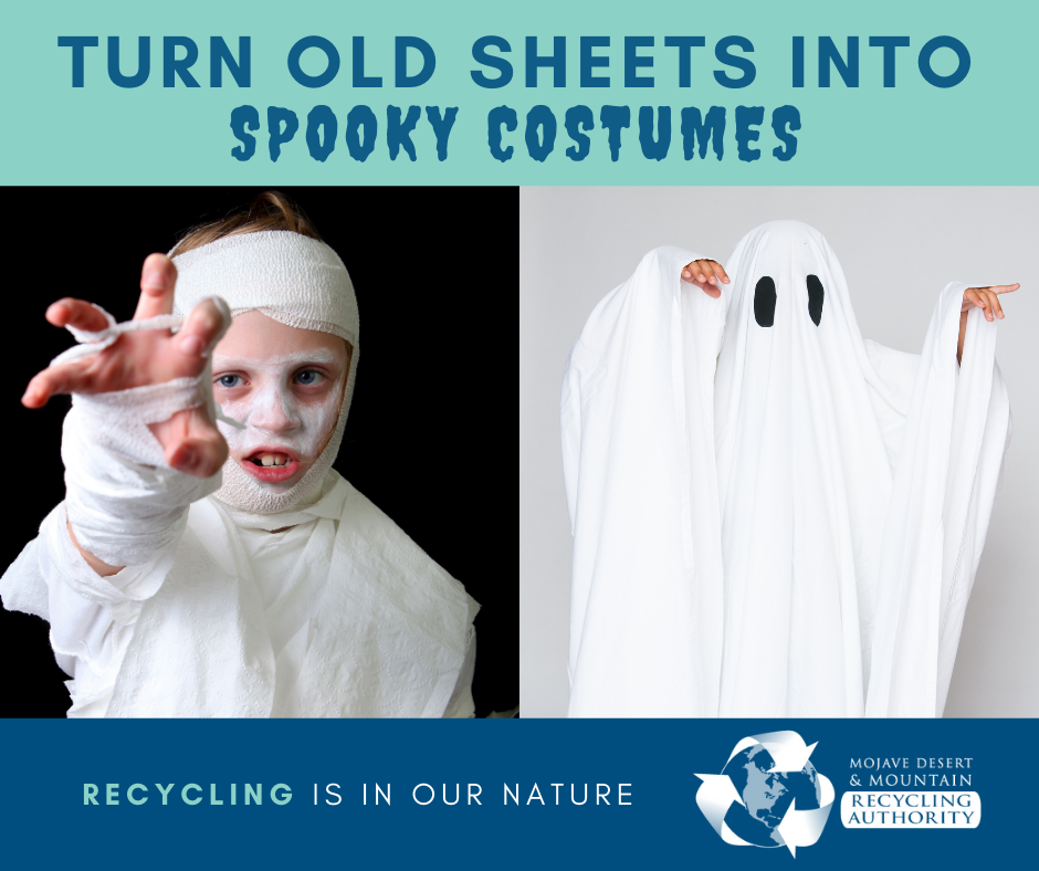Sheets into Costumes