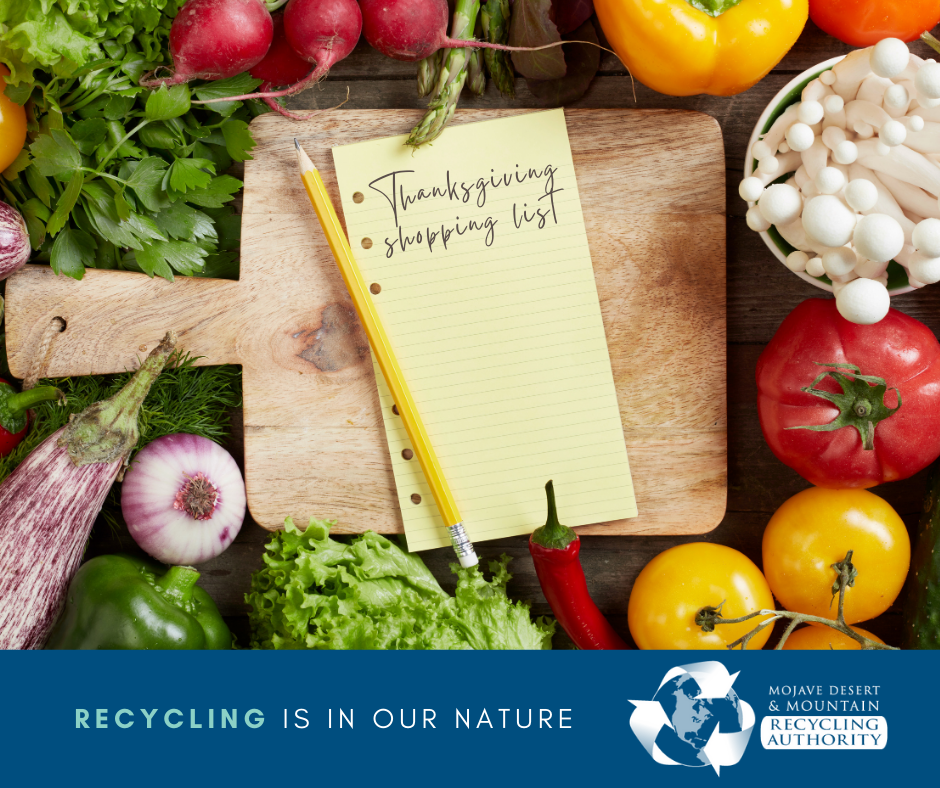 Thanksgiving Food Planning