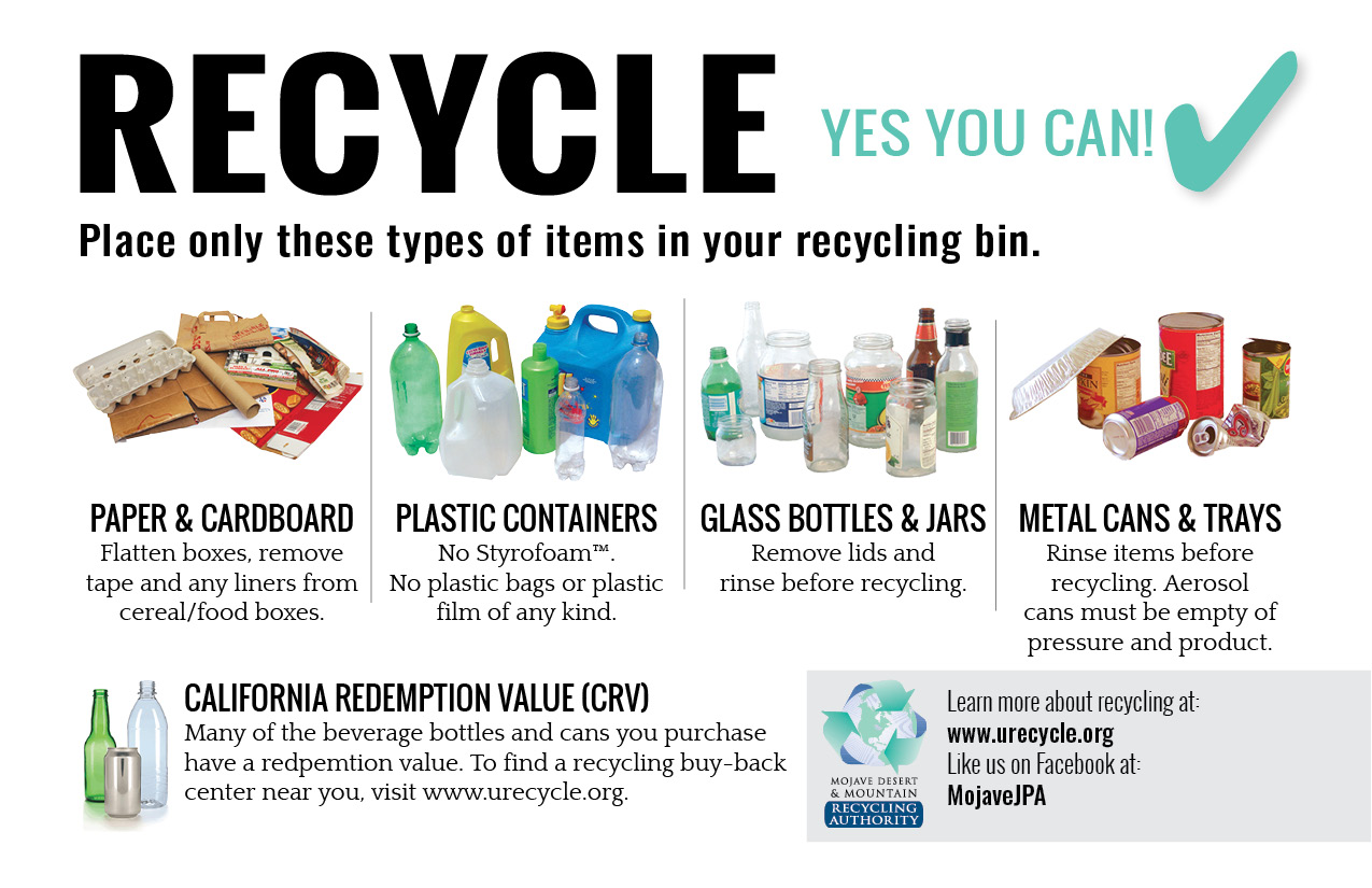 Recycle Flyer JPG