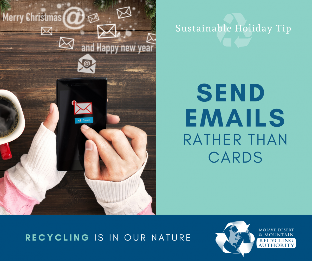 Holiday Tip: Send Email