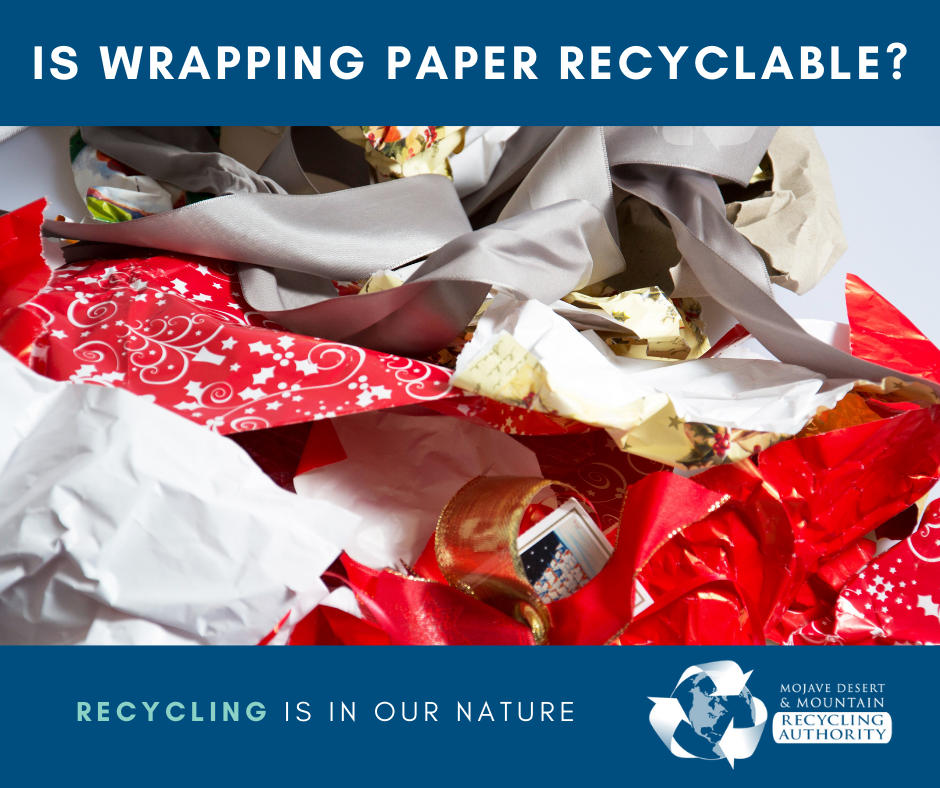 Recycle Wrapping Paper