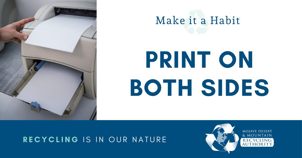 Print on Both Sides
