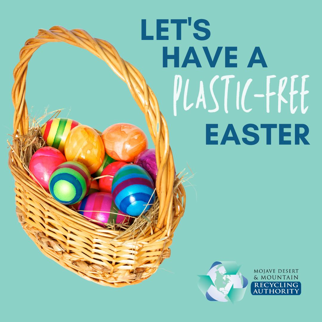 Plastic Free Easter