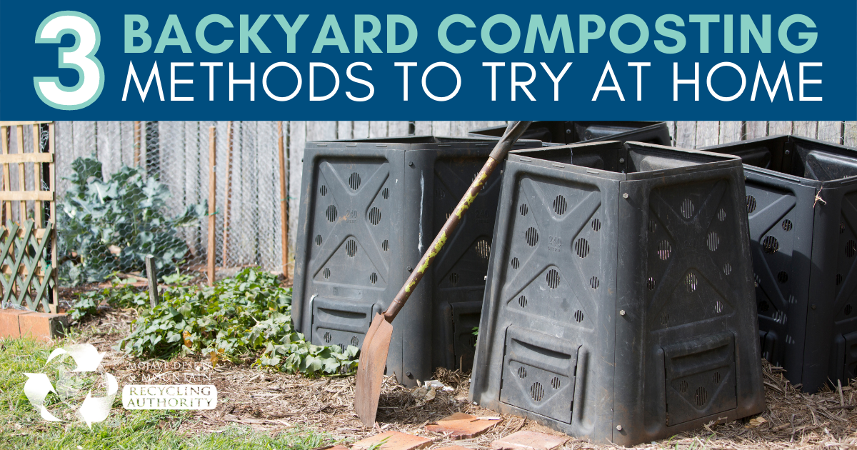 3 Ways to Compost at Home