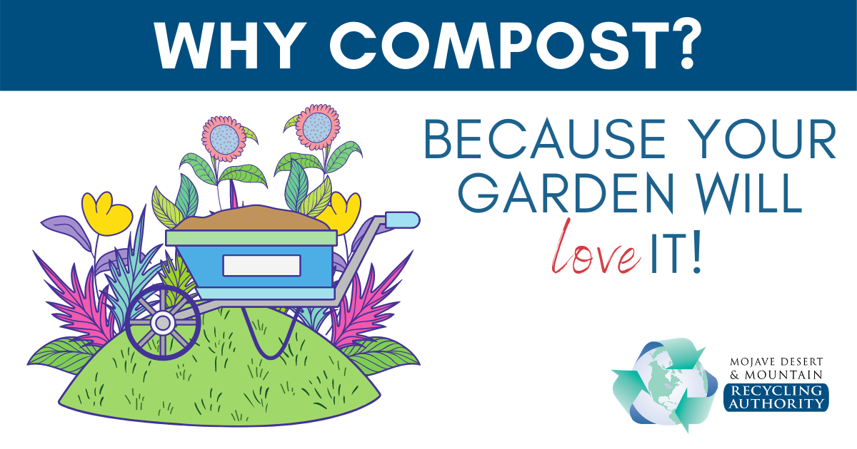 Why Compost: Gardens Love It