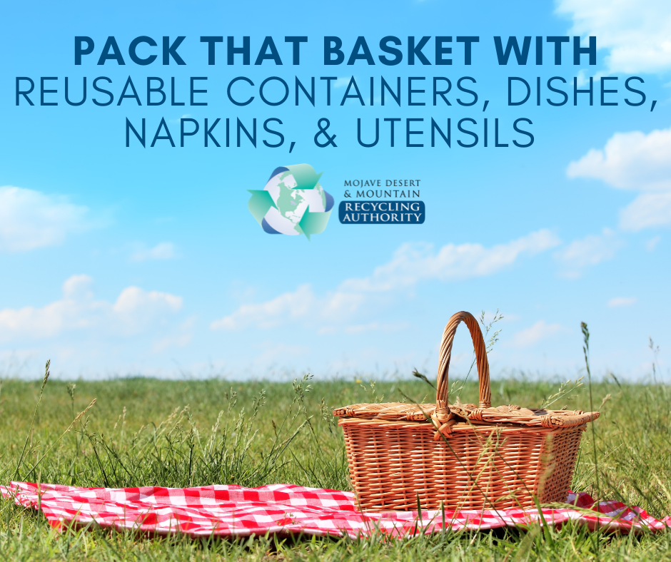 Picnic : Pack It In Pack it out