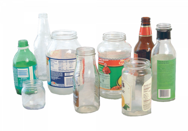 Recycle Glass Containers