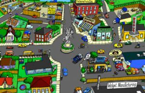 Recycle City Game
